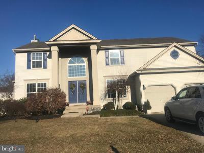 Swedesboro Single Family Home For Sale: 5 Washington Way