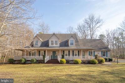 Williamstown Single Family Home For Sale: 500 W Jw Park Lane #J