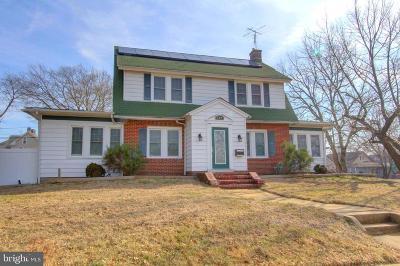 Paulsboro Single Family Home For Sale: 451 Lincoln