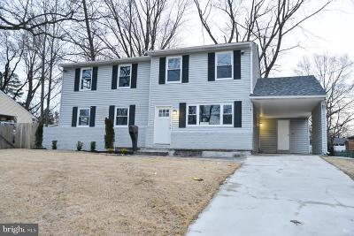Woodbury Single Family Home For Sale: 1007 Sussex