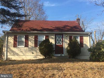 Williamstown Single Family Home For Sale: 1039 Clayton Road