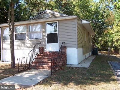 Glassboro Single Family Home For Sale: 225 McKinley Avenue