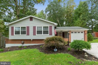 Gloucester County Single Family Home For Sale: 512 Cambridge Road