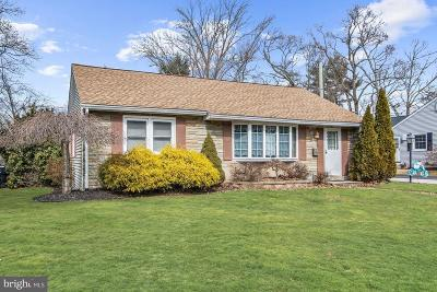 Pitman Single Family Home For Sale: 144 Brookfield Avenue