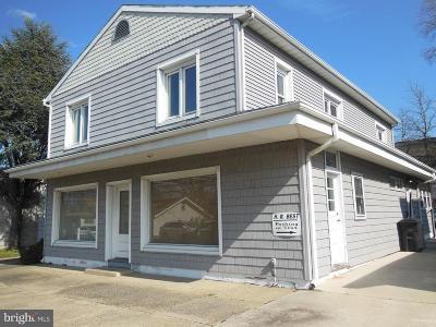 Westville Commercial For Sale: 1093 Delsea Drive