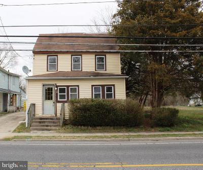 Glassboro Single Family Home For Sale: 144 Academy