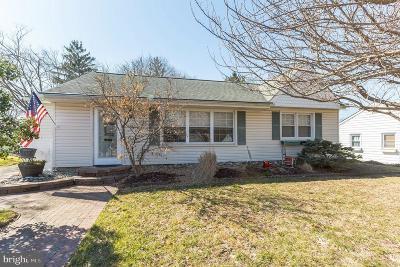 Pitman Single Family Home For Sale: 107 Brookfield Avenue