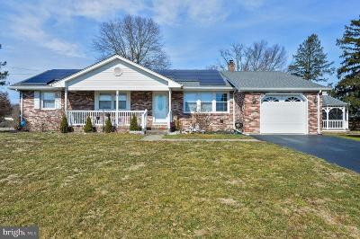 Swedesboro Single Family Home For Sale: 124 Coontown Road