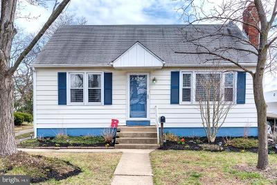 Paulsboro Single Family Home Under Contract: 409 Lincoln Avenue