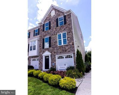 Gloucester County Townhouse For Sale: 1012 Regency Place
