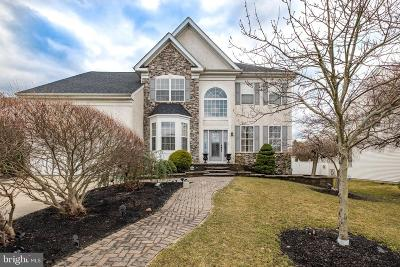 Atlantic County, Burlington County, Camden County, Cape May County, Cumberland County, Gloucester County, Salem County Single Family Home For Sale: 8 Fox Hollow