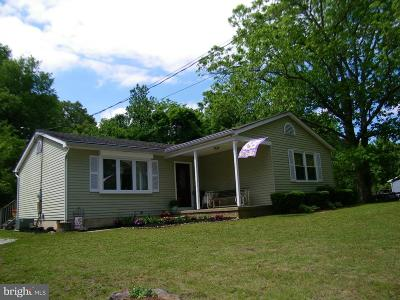 Franklinville Single Family Home For Sale: 1503 Marshall Mill Road