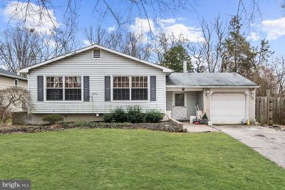 Turnersville Single Family Home For Sale: 8 Deer Court