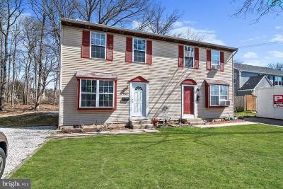 Glassboro Single Family Home For Sale: 125 Higgins Drive