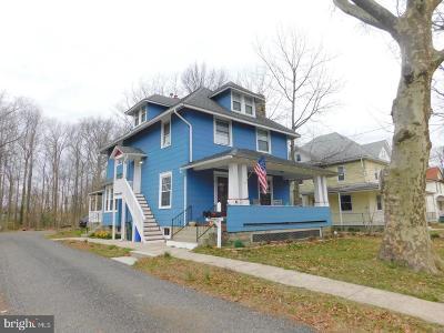 Glassboro Multi Family Home For Sale: 43 Delsea Dr S