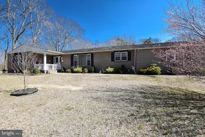 Deptford Single Family Home For Sale: 924 Mail