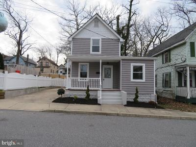 Pitman Single Family Home For Sale: 216 Boulevard Avenue