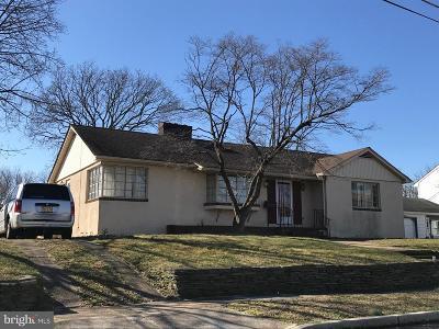 Westville Single Family Home For Sale: 18 Burr Avenue