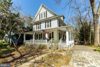 Pitman Single Family Home For Sale: 1005 Glen Lake Boulevard