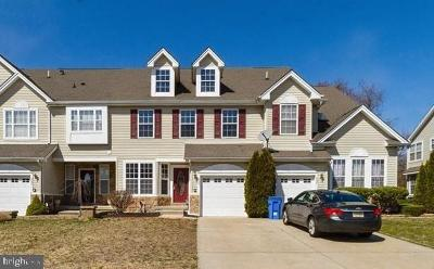 Swedesboro Townhouse For Sale: 255 Westbrook Drive