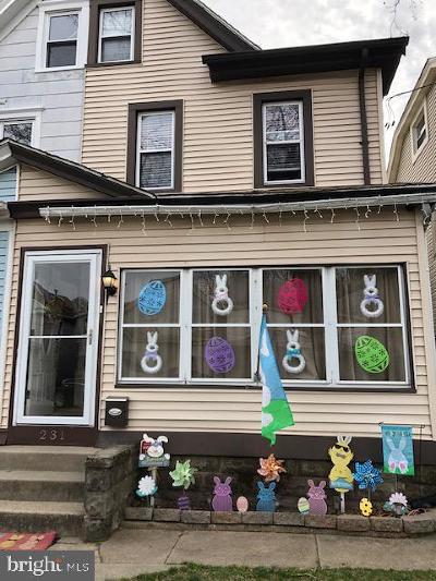 Westville Single Family Home For Sale: 231 Delsea