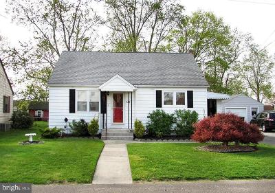 Williamstown Single Family Home For Sale: 115 Lindale Avenue