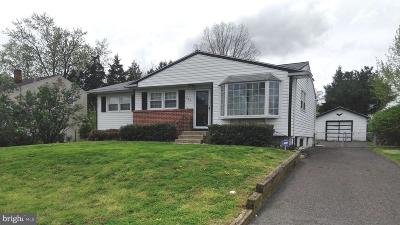 Turnersville Single Family Home For Sale: 380 Wedgewood Drive