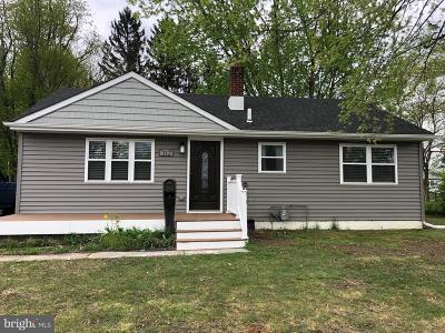 Glassboro Single Family Home For Sale: 312 Pomona Avenue