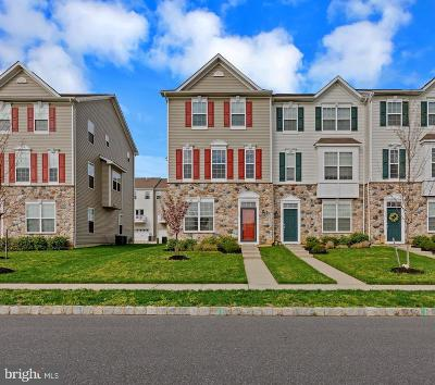Glassboro Townhouse For Sale: 480 N Palace Drive