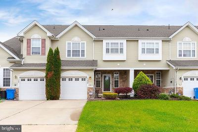 Swedesboro Townhouse For Sale: 166 Westbrook Drive