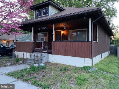 Westville Single Family Home Under Contract: 125 Hunter Avenue