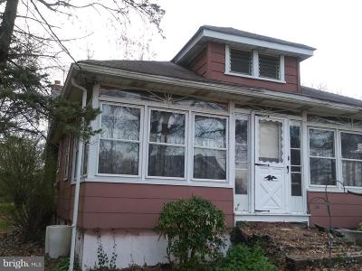 Westville Single Family Home Under Contract: 10 Andaloro Way