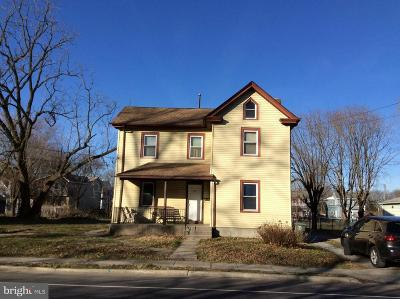 Glassboro Multi Family Home For Sale: 211 S Main Street S