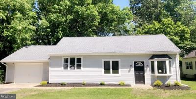 Deptford Single Family Home For Sale: 434 3rd Avenue