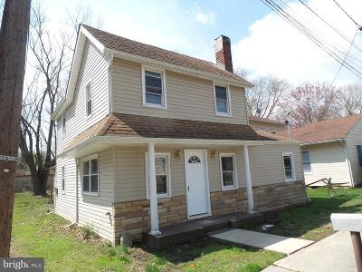 Westville Single Family Home For Sale: 43 Magnolia Street