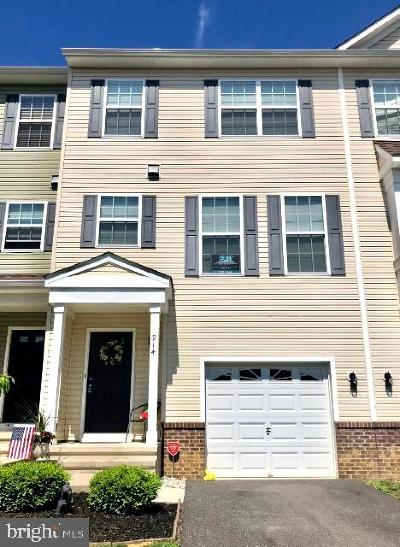 Wenonah Townhouse For Sale: 914 Georgetown Road