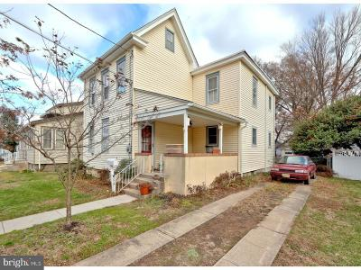 Westville Single Family Home For Sale: 317 W Olive Street