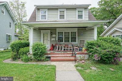 Pitman Single Family Home For Sale: 306 Wildwood Avenue