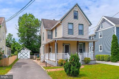Swedesboro Single Family Home For Sale: 124 Franklin Street