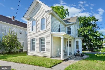 Mantua Single Family Home For Sale: 80 Mantua Boulevard