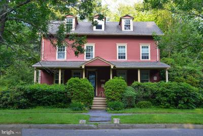 Wenonah Single Family Home For Sale: 111 N Lincoln Avenue