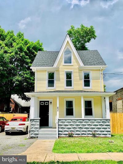 Deptford Single Family Home For Sale: 62 W Barber Avenue