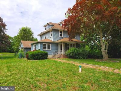 Franklinville Single Family Home For Sale: 2625 Delsea Drive