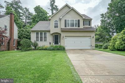 Woodbury Single Family Home For Sale: 60 N Woodland Avenue