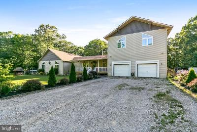 Williamstown Single Family Home For Sale: 1281 Whitehall Road