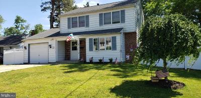 Glassboro Single Family Home For Sale: 212 Lakeside Drive