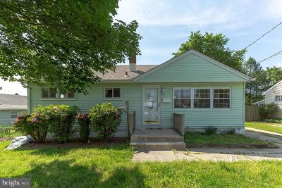 Glassboro Single Family Home For Auction: 234 Overbrook Avenue