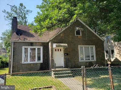 Paulsboro Single Family Home For Sale: 112 W Washington Street