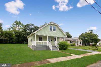 Glassboro Single Family Home For Sale: 117 Franklin Road