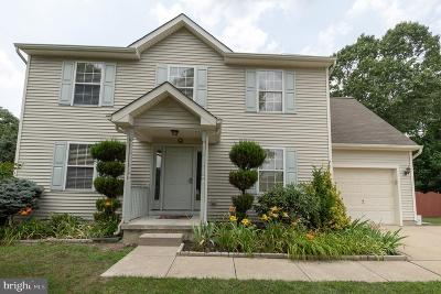Wenonah Single Family Home For Sale: 710 Sage Hill Drive